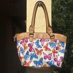 Rosetti Butterfly Purse